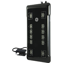 Premium Surge Protector with USB Charging
